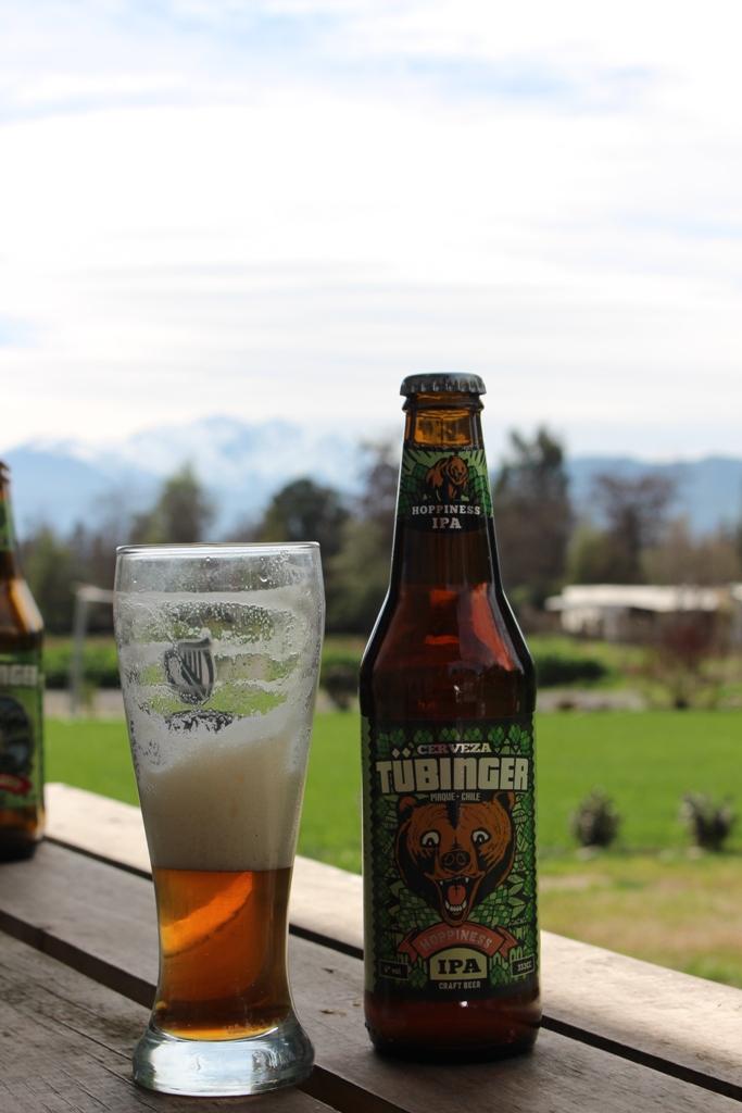 Hoppiness IPA,ouro na Copa Cervezas de América (Sarah Buogo / Revista Beer Art)
