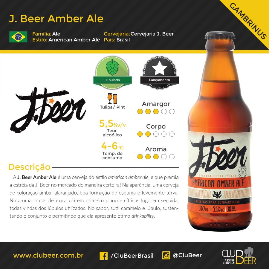 J.Beer Amber Ale