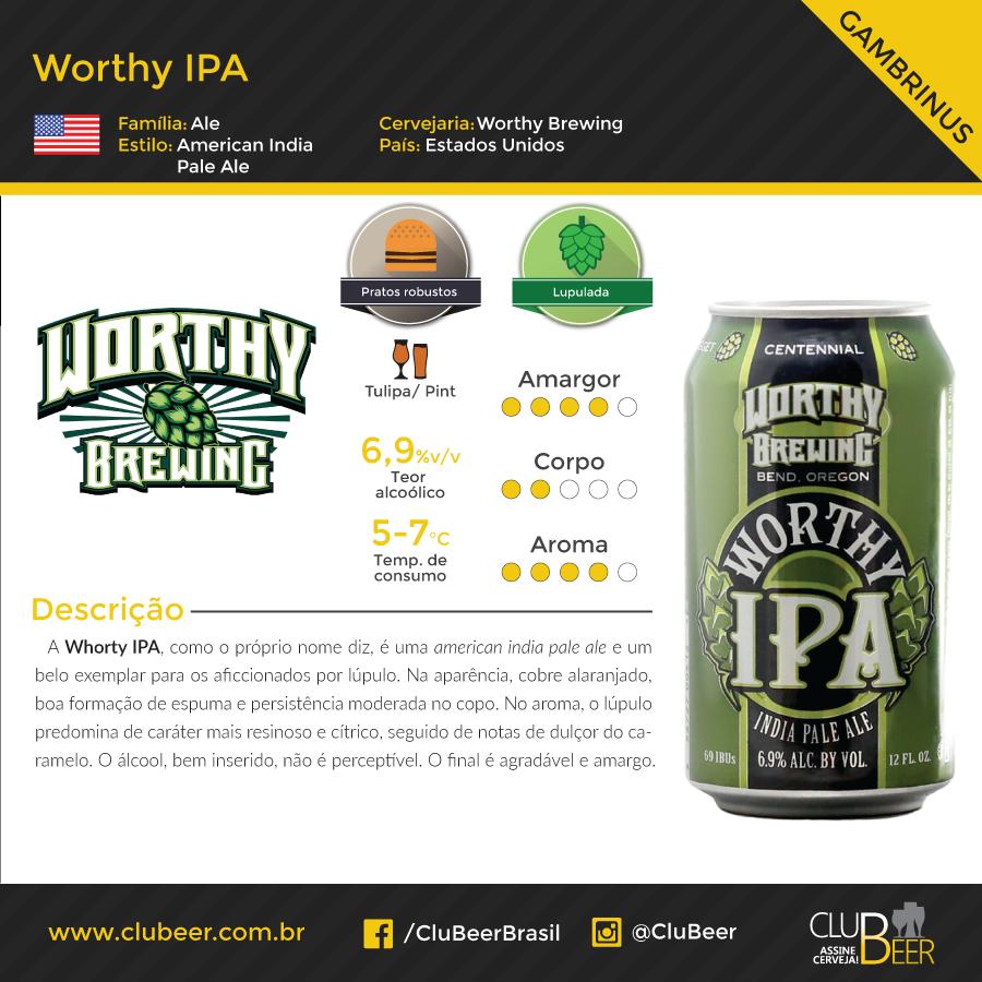 Worthy IPA