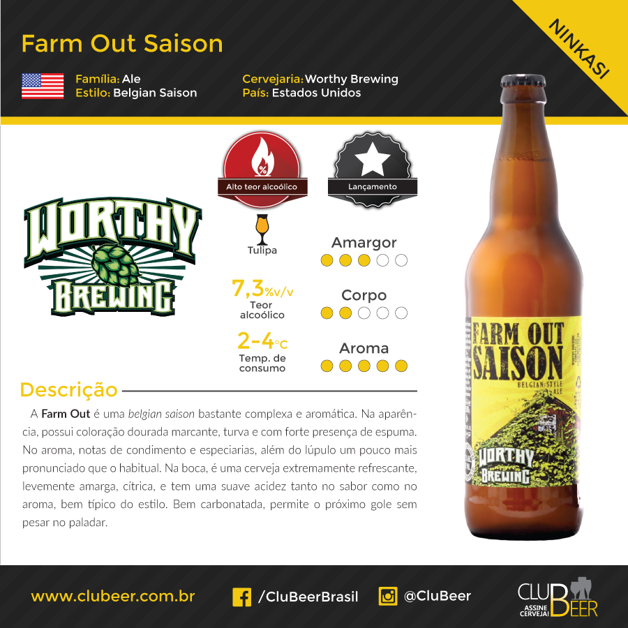 Farm Out Saison