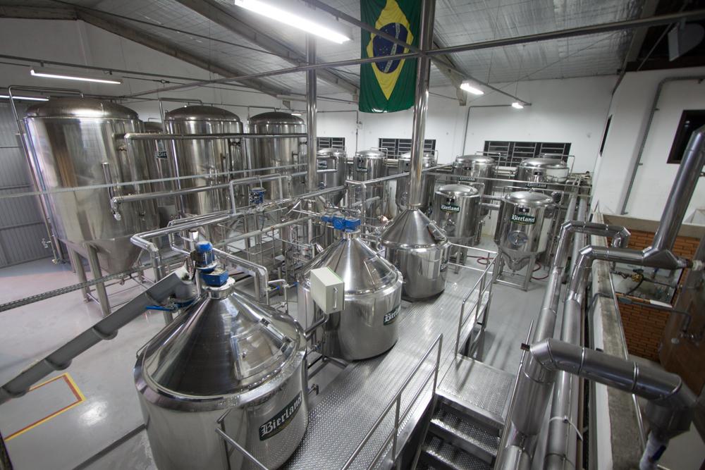 Esta é a 11ª participação da cervejaria de Blumenau na festa de sua cidade (Foto: Divulgação)