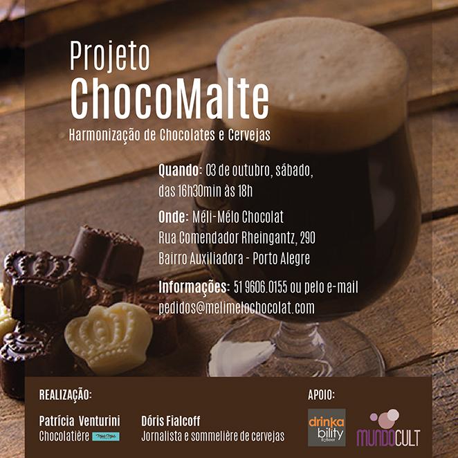 Chocolate e Cerveja