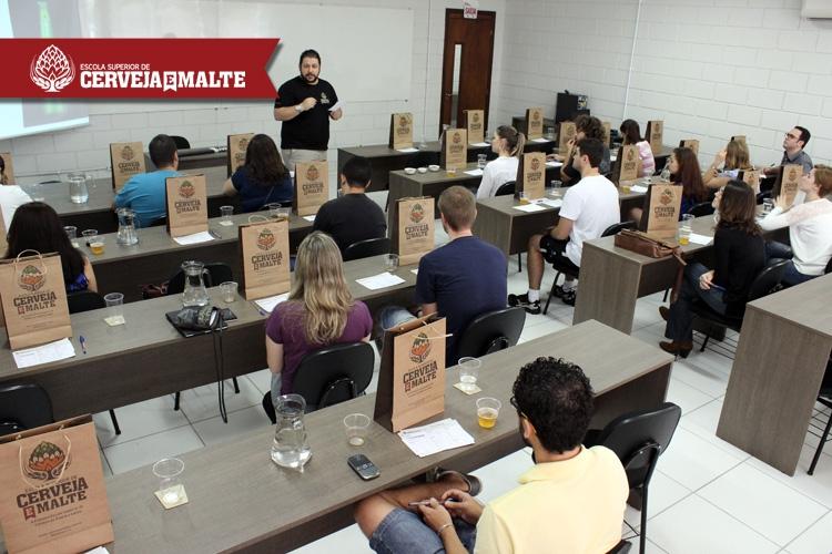 Instituição vai oferecer entre 9 e 24 de outubro duas opções de cursos rápidos: produção e degustação (Foto: Divulgação)
