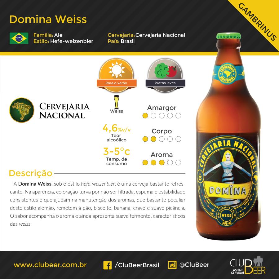 Domina Weiss