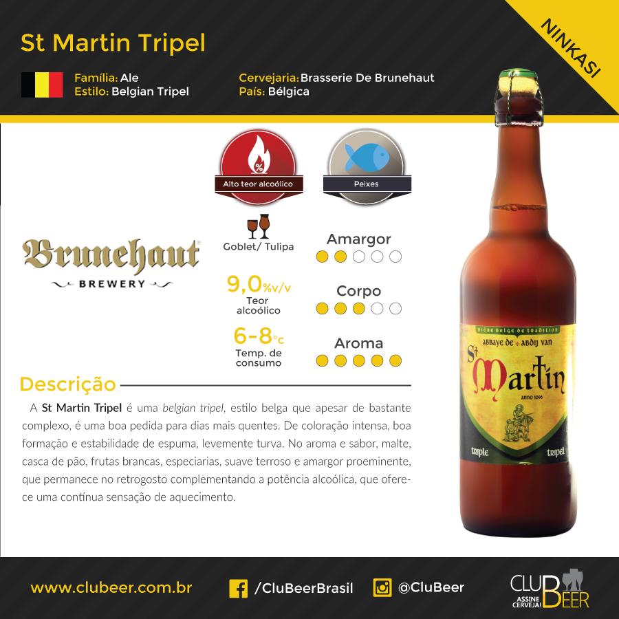 St Martin Tripel
