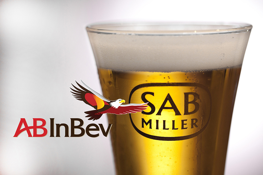 AB InBev propõe pagar quase US$ 106 bilhões pela SABMiller