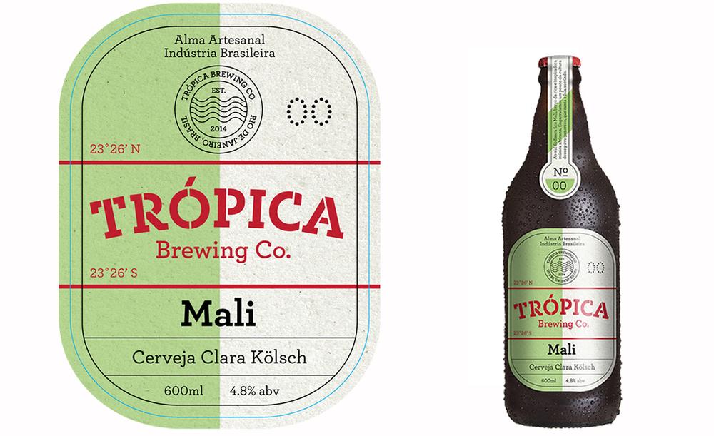 Cervejaria carioca desenvolveu uma Kölsch, com quatro tipos de malte, entre eles uma pequena porcentagem de malte de trigo, e uma trinca de lúpulo alemães (Fotos: Divulgação)