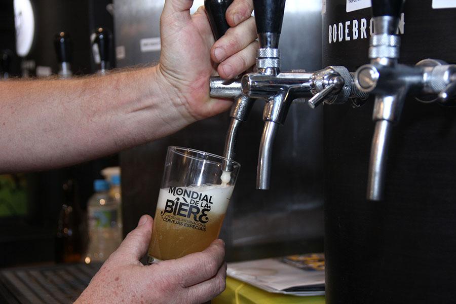 Em sua terceira edição,festival vai oferecer oito centenas de rótulos de cerveja (Foto: Patrick Rocha/Divulgação)
