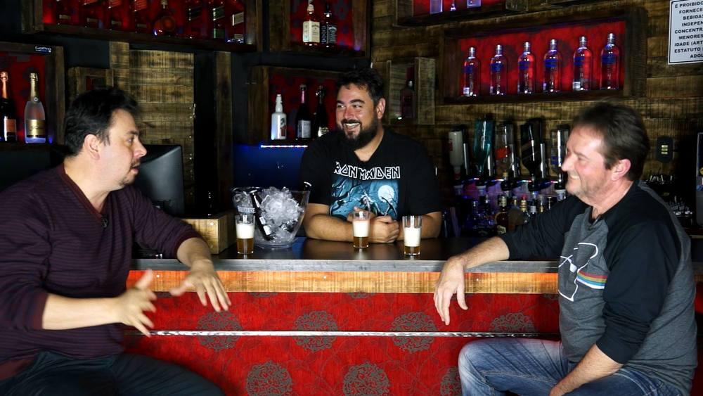 Carlos François, Fabian Ponzi e Rudi Johann apresentam o programa, que vai ao ar nas quartas às 21h na TV Ijuí (Foto: Divulgação)