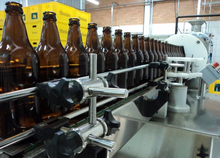 Na fábrica da Bierland, em Blumenau (SC), o homebrewer autor da receita premiada vai acompanhar a produção (Foto: Divulgação)