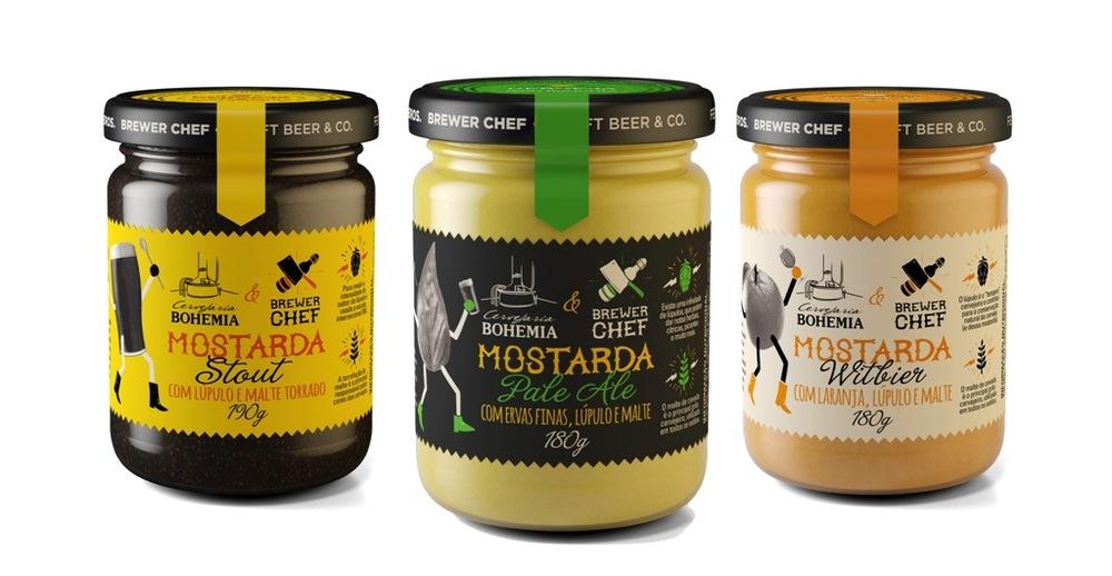 Receitas foram afinadas pela Brewer Chef, empresa focada em criar linha gastronômica com ingredientes cervejeiros (Foto: Divulgação)