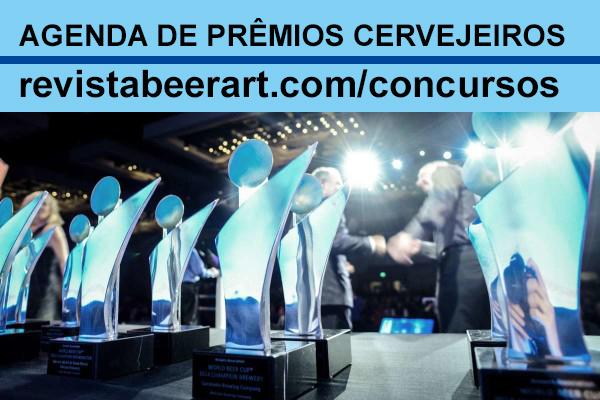 Pelo link  revistabeerart.com/concursos , os cervejeiros poderão programar a participação nas principais competições