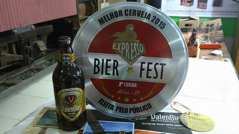 Recompensa no festival de Atibaia (Foto: Divulgação)