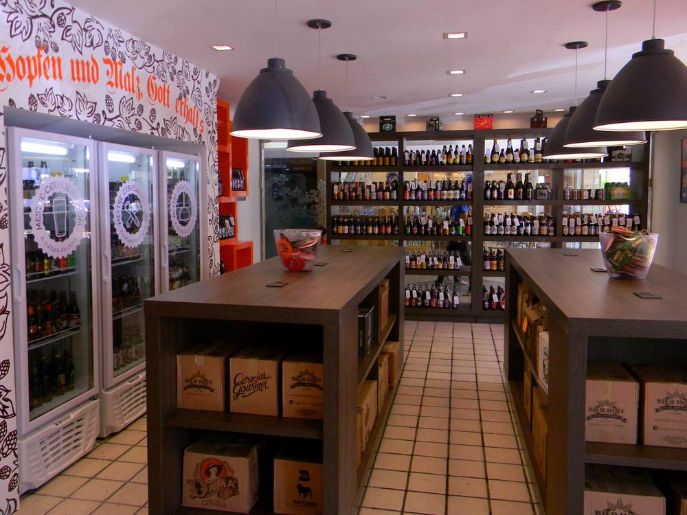 Abertura de loja na praia recifense faz parte da expansão da rede de franquia (Foto: Divulgação)