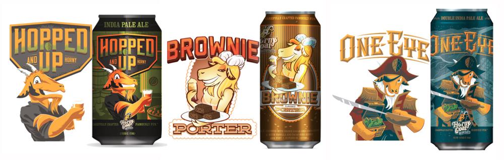 Com as três novidades, já são sete o número de rótulos oferecidos no Brasil pela cervejaria de Milwaukee (Fotos: Divulgação)