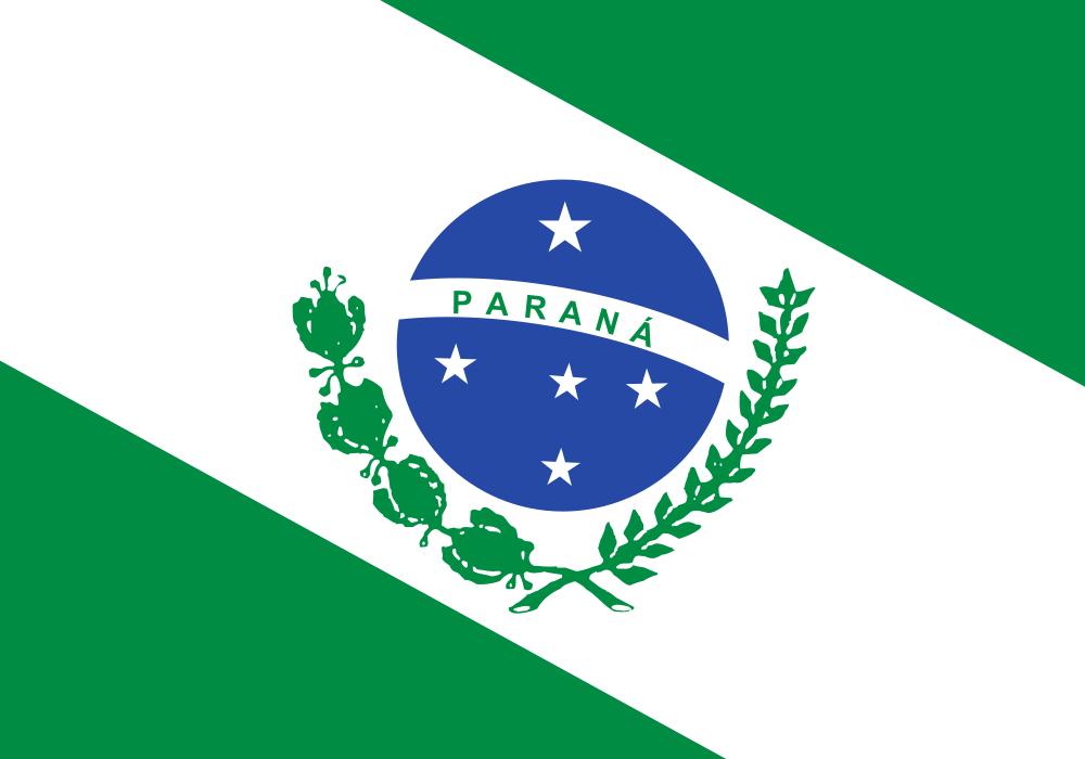 Bandeira-Paraná
