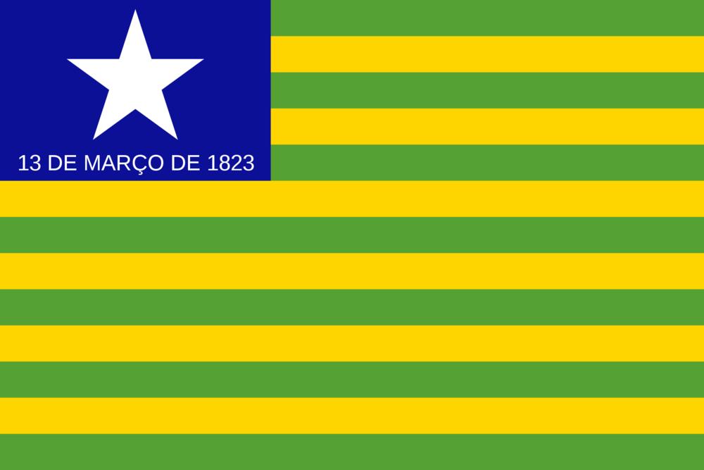 Bandeira-Piauí