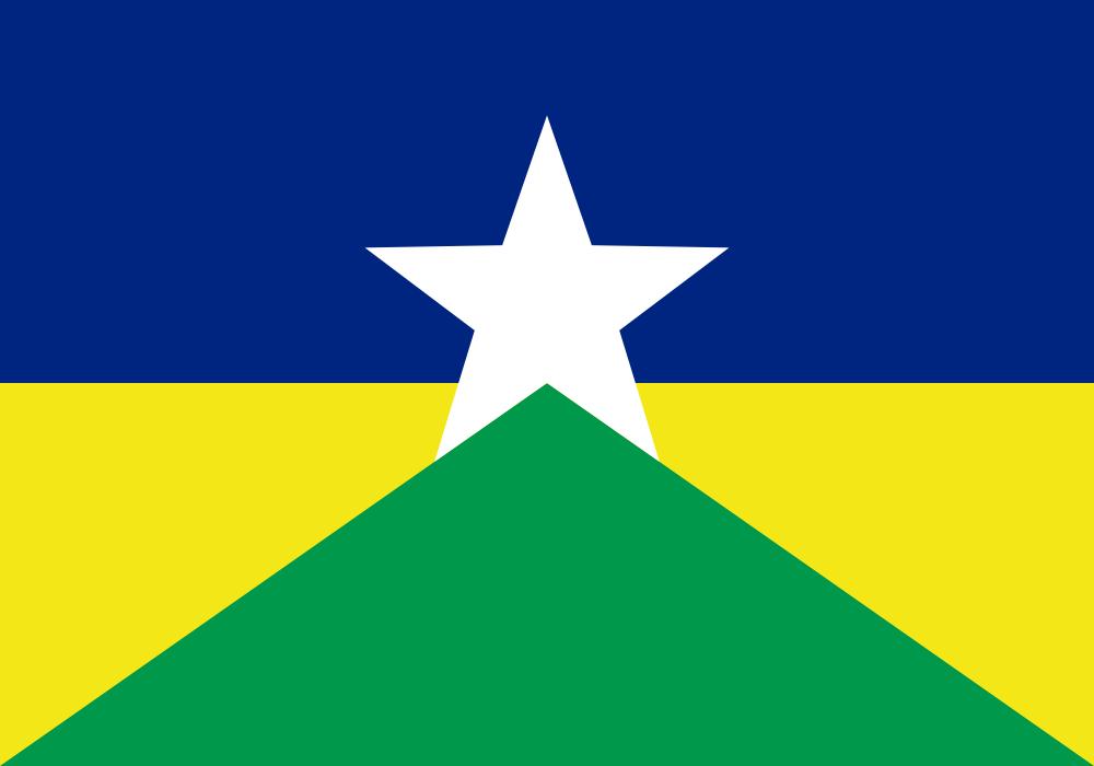 Bandeira-Rondônia