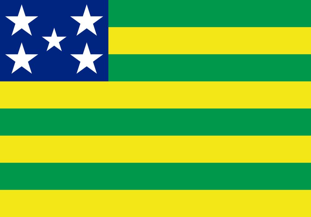 Bandeira-Goiás