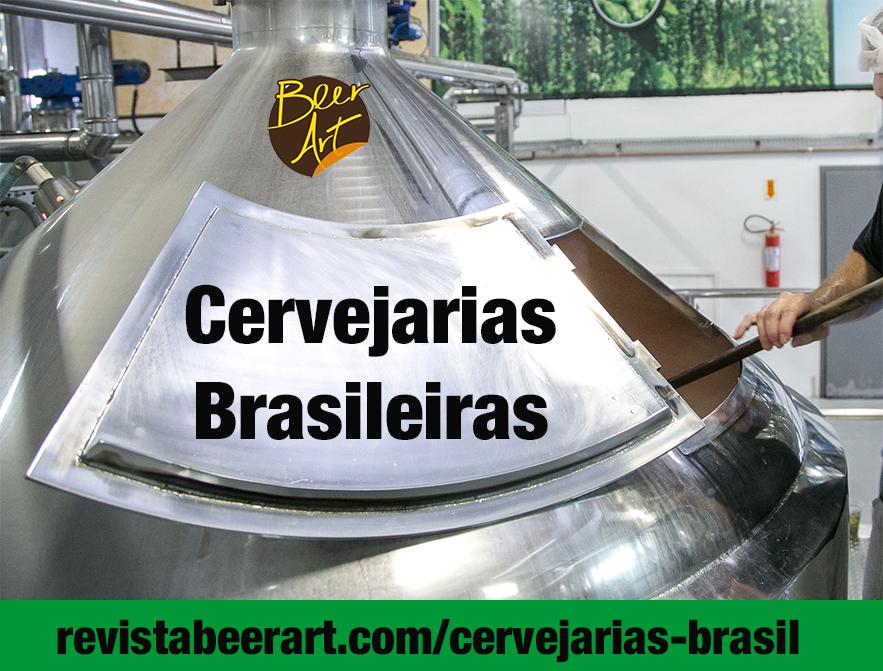 Para acessar o conteúdo, o link é revistabeerart.com/cervejarias-brasil (Foto: Arte sobre foto Ricardo Jaeger/Arquivo Beer Art)