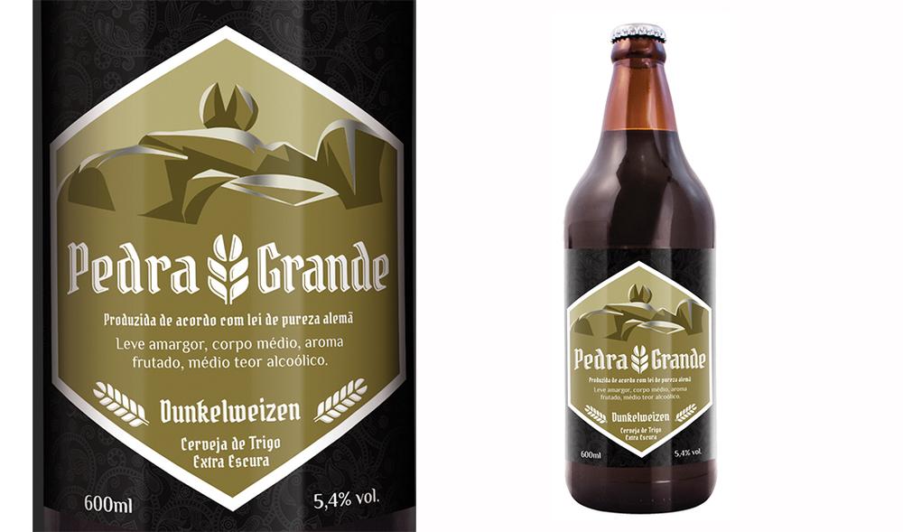 Cerveja, que será produzida durante todo o ano, tem em sua composição seis tipos de maltes de cevada e de trigo (Foto: Divulgação)