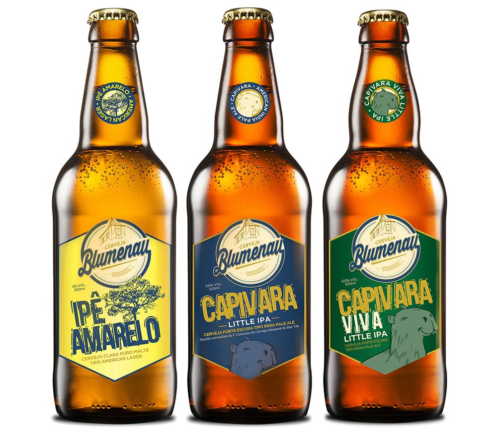 Com a fábrica, a ser inaugurada no fim de junho, a empresa planeja ampliar a linha de cervejas, que atualmente oferece três opções (Foto: Divulgação)