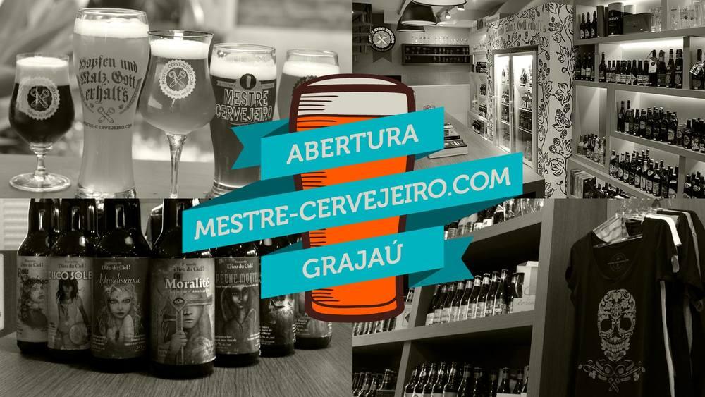 Loja em bairro da zona norte carioca conta com 160 rótulos de cervejas especiais (Foto: Divulgação)