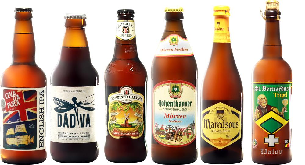 Para conferir as fichas das cervejas do CluBeer,  clique aqui  (Fotos: Divulgação)