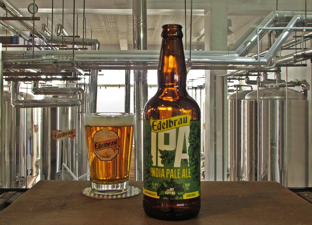 Cerveja foi desenvolvida em conjunto com o mestre-cervejeiro Alfredo Ferreira (Foto: Divulgação)