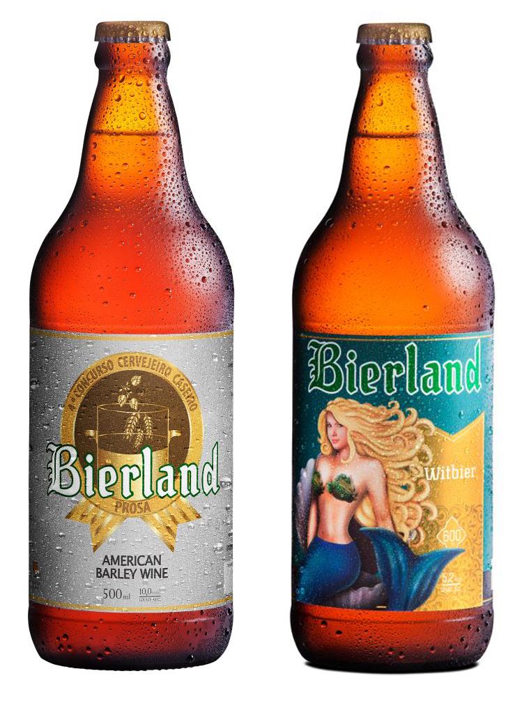 Bierland Prosa e Witbier (Fotos: Divulgação)