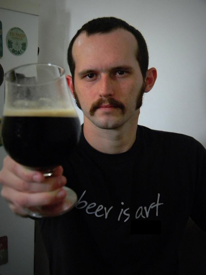 """Vinícius Masutti lembra que """"a cerveja nunca foi pura"""" (Foto: Divulgação)"""