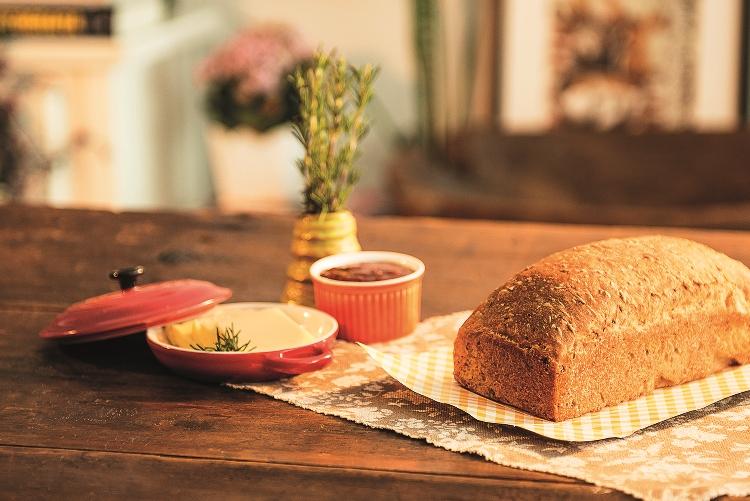 Schornstein ensina receita de patê para servir com pão de cerveja (Foto: Divulgação)