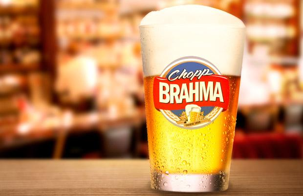 Chopp Brahma abastece a festa de outubro na cidade gaúcha desde a edição de 2014 (Foto: Divulgação)