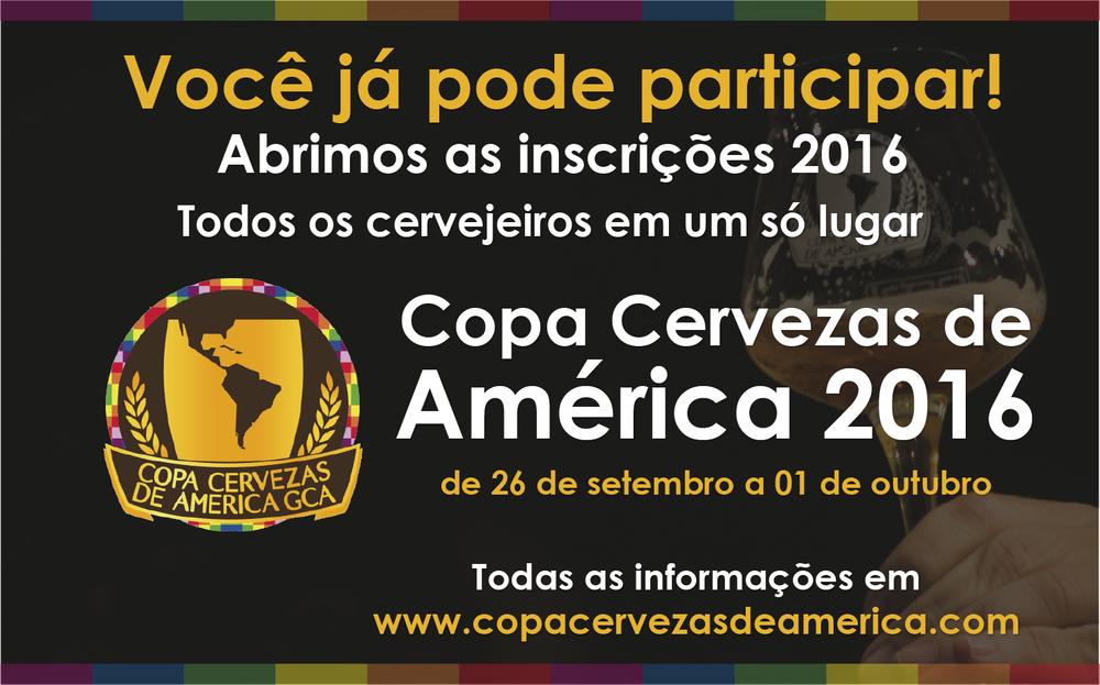 Copa se realiza de 26 de setembro a 1º de outubro, em Santiago do Chile (Foto: Divulgação)