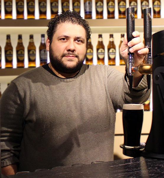 Carlo Enrico Bressiani, diretor da Escola Superior de Cerveja e Malte, de Blumenau (Foto: Divulgação)