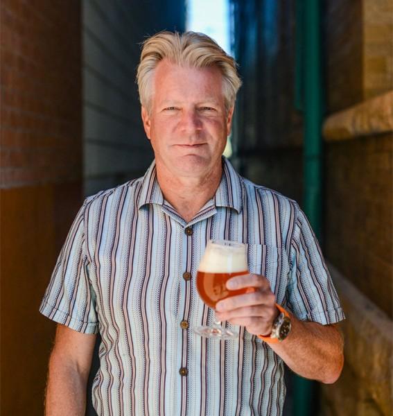 Fundador da inovadora cervejaria Elysian,Cantwell é um dos cabeças da chamada revolução cervejeira americana (Foto: Divulgação)