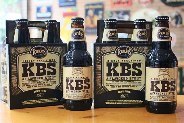 Cada pack com 4 garrafas da KBS custará R$ 300,00, pagos no EAP no dia da retirada (Foto: Divulgação)