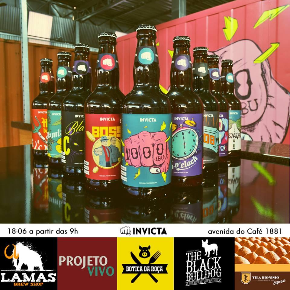 A Invicta Store também oferecerá equipamentos e insumos para fazer cerveja em casa (Foto: Divulgação)