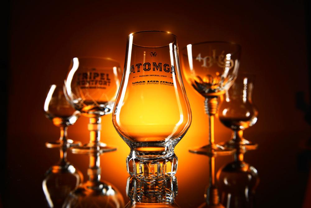 Atomga Russian Imperial Stout é uma das cervejas que mereceram taça especial (Foto: Divulgação)