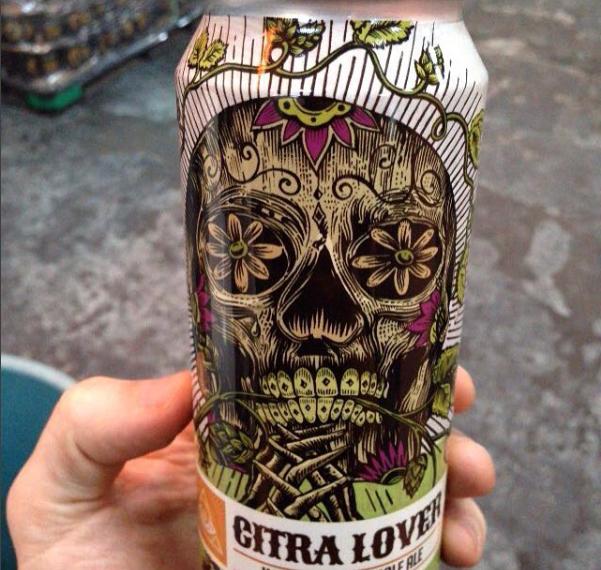 A lata da Citra Lover (Foto: Divulgação)