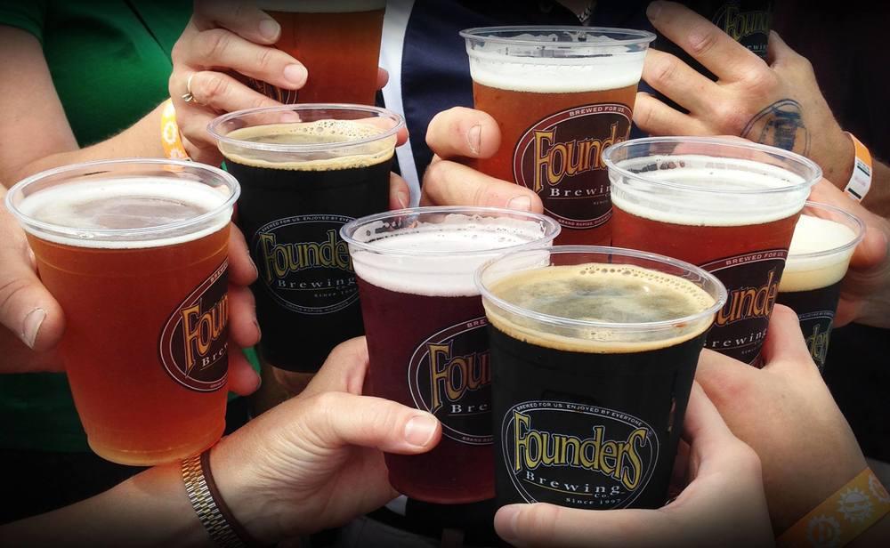 A celebrada cervejaria de Grand Rapids (Michigan/EUA) está chegando ao Brasil via importadora Beer Concept (Foto: Divulgação)