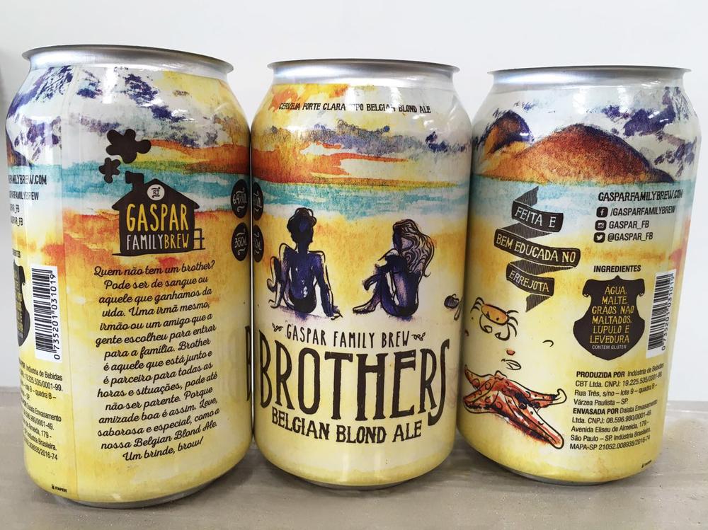 Cervejaria artesanal lista razões para o uso da lata (Foto: Divulgação)