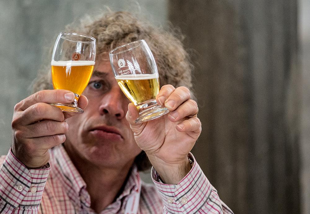 Cervejas na competição belga são avaliadas por um júri internacional com 75 juízes (Foto: Bart Van der Perre/Divulgação)