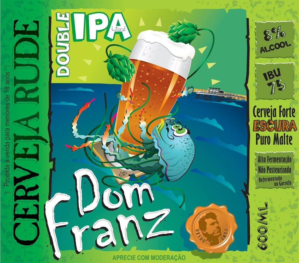 Double IPA passa a fazer parte de uma linha que já conta com Pale Ale, Hefeweizen, Bitter, Lager, Keller e Porter (Foto: Divulgação)