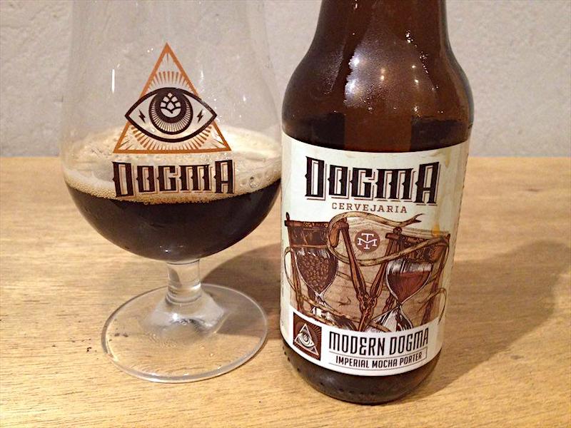 A Modern Dogma foi desenvolvida em parceria com a Modern Times, de San Diego (Foto: Divulgação)