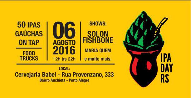 Festival se realiza na cervejaria Babel (Foto: Divulgação)
