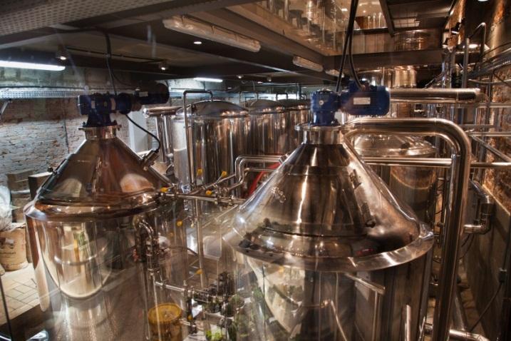 Localizada no Shopping Santa Úrsula, a unidade terá capacidade de até 3 mil litros de chope por mês (Foto: Divulgação)