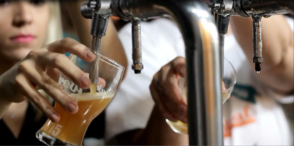 O festival ocorre em dois dias de novembro, sendo o primeiro sessão de negócios e o segundo a degustação open bar (Foto: Divulgação)