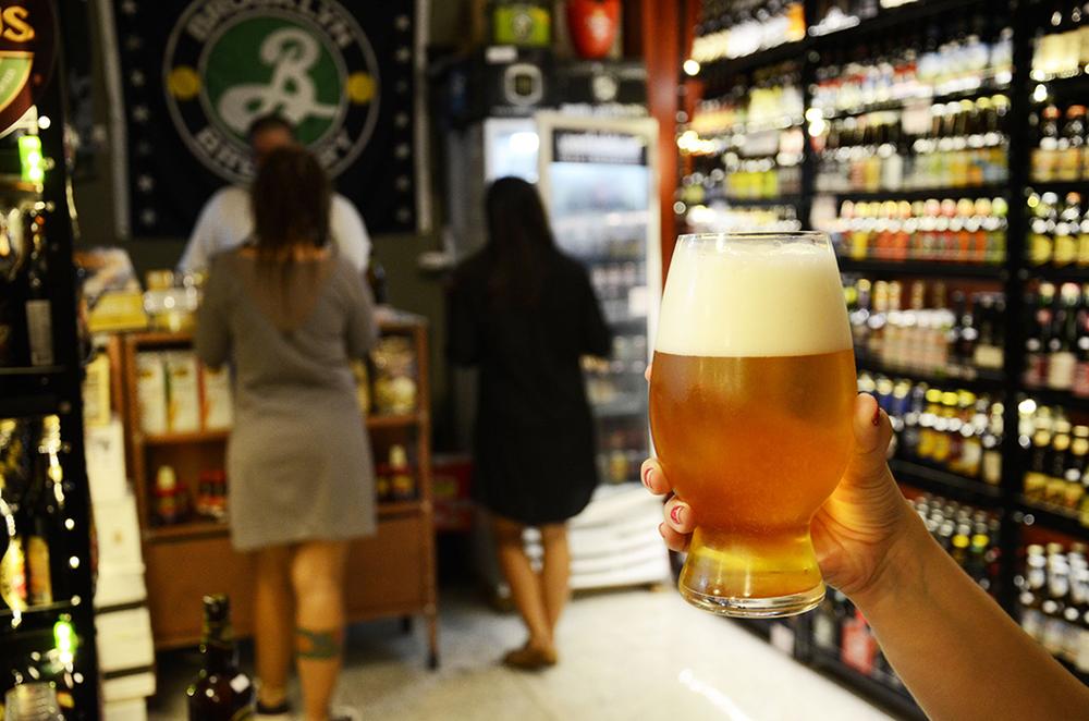 Beer Underground é um dos integrants do roteiro. Confira (Foto: Alexandre Macieira/Divulgação)