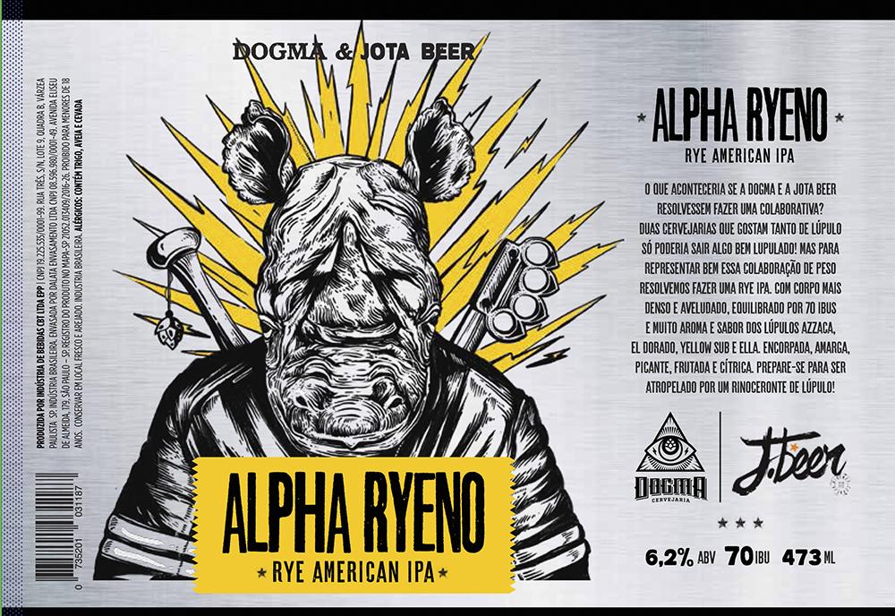 Cerveja tem 6,2% de teor alcoólico, 70 IBUs de amargor e lúpulos El Dorado, Yellow Sub, Azzaca e Ella (Foto: Divulgação)